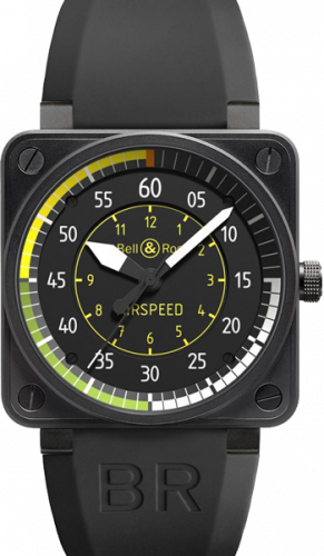 Bell & Ross Aviation Airspeed BR 01 Airspeed