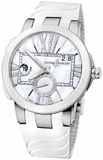 Ulysse Nardin Executive Dual Time Lady's 243-10/391