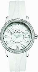 Blancpain Women Ultra-Slim Date 3300-4527-64B