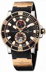 Ulysse Nardin Marine Collection Diver Titanium 265-90-3/92