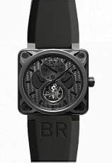 Bell & Ross Aviation TOURBILLON 46 mm BR01 PHANTOM