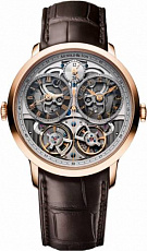 Arnold & Son Instrument Collection DBG Skeleton 1DGAP.S10A.C120P