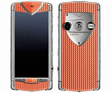 Vertu Constellation Touch Smile Red