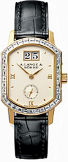A. Lange & Sohne Архив A. Lange and Sohne Arkade Jeweller`s Creation 801.022