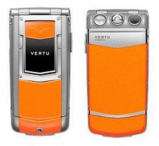 Vertu Constellation Ayxta Candy Orange