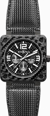 Bell & Ross Aviation BR 01-94 Carbon Fiber BR 01-94 Carbon Fiber