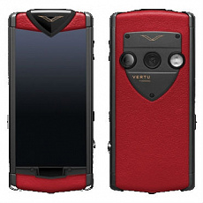 Vertu Constellation Touch PVD Red