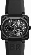 Bell & Ross Aviation Minuteur Tourbillon Titanium BR Minuteur Torbillon Titanium