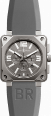 Bell & Ross Aviation Chronographe 46 mm BR 01-94 Pro Titanium