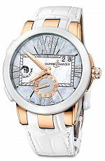Ulysse Nardin Executive Dual Time Lady 40mm 246-10/392