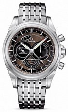 Omega De Ville Chronoscope Co-Axial GMT Chronograph 44mm 422.10.44.52.13.001