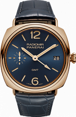 PANERAI LIMITED RADIOMIR 3 DAYS GMT ORO ROSSO PAM00598