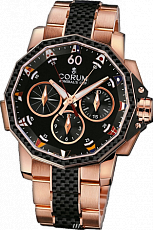 Corum Admiral`s Cup Challenger Chrono Split-Seconds 44 986.691.13/V761 AN32