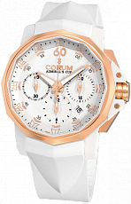 Corum Admiral`s Cup Challenger Chrono Rubber 44 753.804.03/0379 AA21