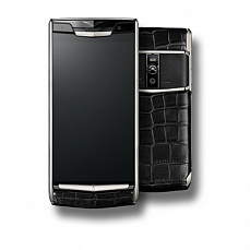 Vertu Signature Touch 2015 Jet Alligator