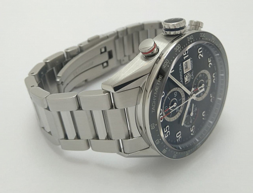 TAG Heuer Carrera Calibre 1887 Automatic Chronograph 43mm CAR2A10.BA0799
