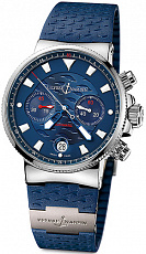 Ulysse Nardin Blue Seal Chronograph Limited Edition 353-68LE-3