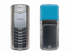 Vertu Ascent Azure Special Edition