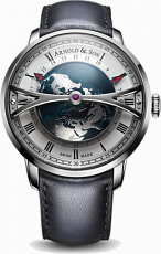 Arnold & Son Instrument Collection Globetrotter 1WTAS.S01A.D137S
