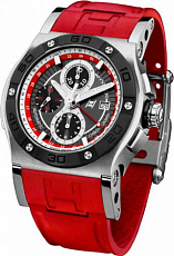 Jorg Hysek Abyss 47mm Chronograph & Dual Time red AB4702T02