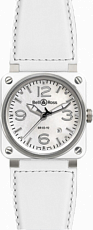 Bell & Ross Aviation White Ceramic BR 03-92 White Ceramic