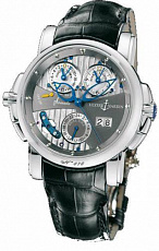 Ulysse Nardin Sonata Cathedral Dual Time 42mm 670-88/212