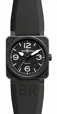 Bell & Ross Aviation BR 03-92 Carbon 42 mm BR 03-92 Carbon