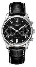 Longines Master Collection Chronograph 40mm L2.629.4.51.7