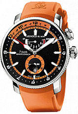 Arnold & Son Архив Arnold Son Orange 1WEBS.BO01A.K32B