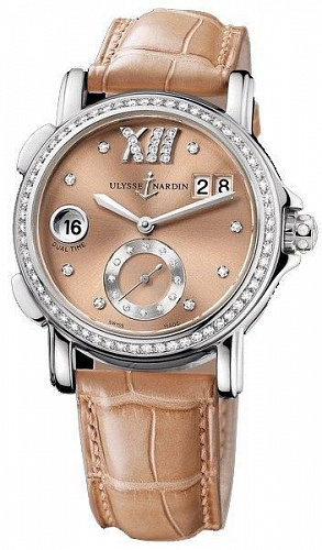 Ulysse Nardin Lady Dual Time 37mm 243-22B/30-09