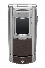 Vertu Constellation Ayxta Satin Brown б/у
