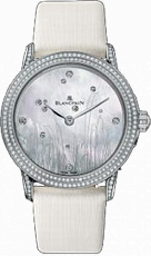 Blancpain Women Ultra-Slim 3300-35C54E-52B