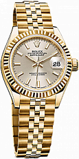 Rolex Datejust 26,29,31,34 mm 28 mm Yellow Gold 279178