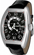 Franck Muller Cintree Curvex Double Heure Retrograde 8880 DH R WG