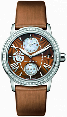 Blancpain Women Double Time Zone - GMT 3760-1946-52B