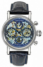 Chronoswiss Opus Skeleton Chronograph 38mm CH75ch752323 S BL