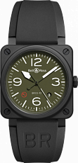 Bell & Ross Aviation BR 03-92 Military BR03-92-MIL-CE-C