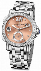 Ulysse Nardin Lady Dual Time 37mm 243-22B-7/30-09