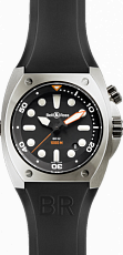 Bell & Ross Marine Automatic BR 02-92 Pro Dial Steel