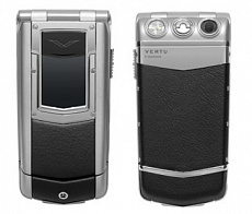 Vertu Constellation Ayxta Satin Black