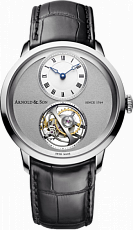Arnold & Son Instrument Collection Ultra-Thin Tourbillon Palladium 1UTAG.S04A.C121G