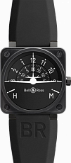 Bell & Ross Aviation Turn Coordinator BR01-92-STC