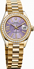 Rolex Datejust 26,29,31,34 mm 28 mm Yellow Gold 279138RBR