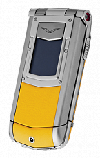 Vertu Constellation Ayxta Polished Yellow