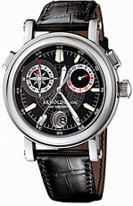 Arnold & Son Архив Arnold Son GMT II Compass Rose 1G2AS.B03A.C01B