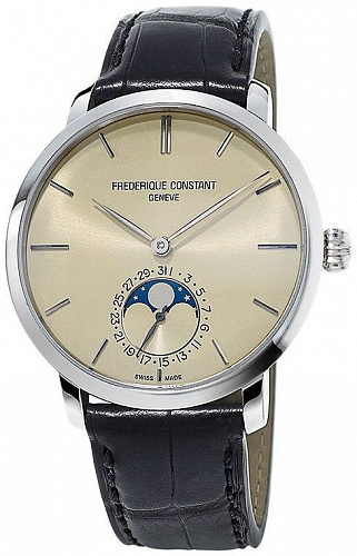 Frederique Constant Slimline Moonphase Automatic 42mm FC-705X4S4/5/6