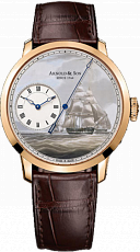 Arnold & Son Instrument Collection The Honourable East India Company's Ship 1ARAP.M02A.C120P
