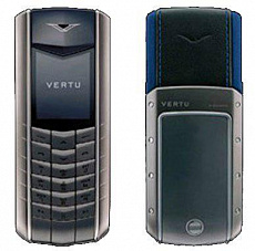 Vertu Ascent Blue