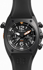Bell & Ross Marine Chronograph BR 02-94 Carbon