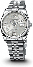 Rolex Datejust Lady 36mm silver 116200